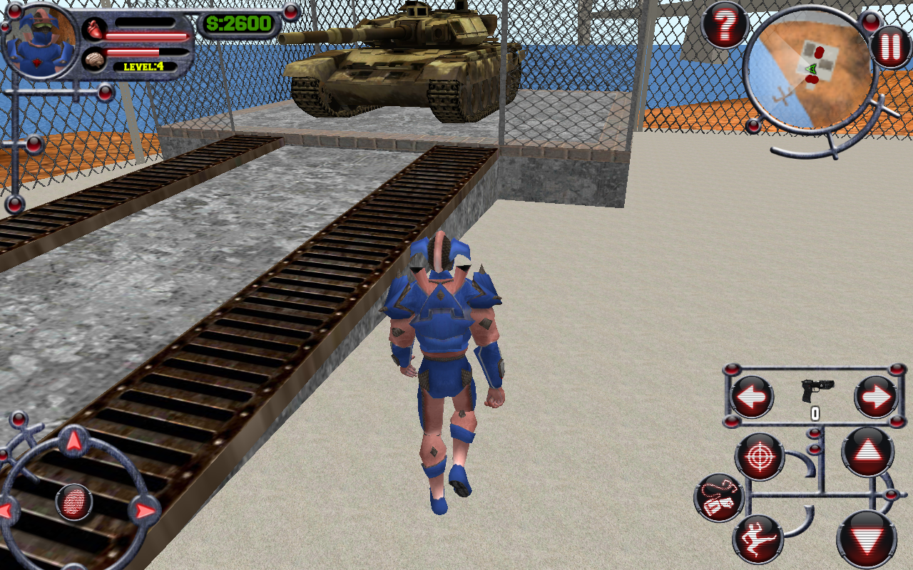 Rope Hero 2 Screenshot 17
