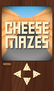 Cheese Mazes Free - screenshot