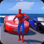 Superheroes Car Stunt Racing Games on PC / Windows 7.8.10 & MAC
