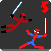 Stickman Warriors 4  Heros Wars Battel on PC / Windows 7.8.10 & MAC