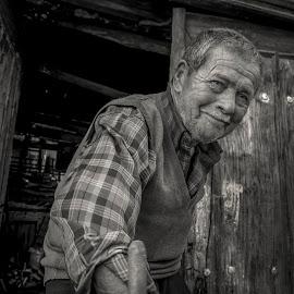 by Murat Besbudak - People Portraits of Men