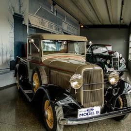 by Shirley Warner - Transportation Automobiles