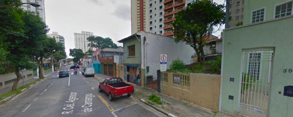 Terreno residencial à venda, Centro, Santo André.