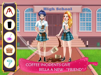 Secret High School 7: Bella's New Rival