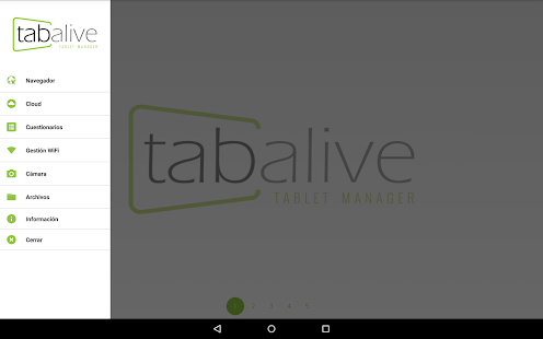 TabAlive - screenshot
