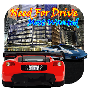 Need for Drive-The Most Wanted