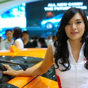 Pretty Girl by Fajar  Kurniawan - Professional People Business People ( model, fashion, profesional, beauty, people )
