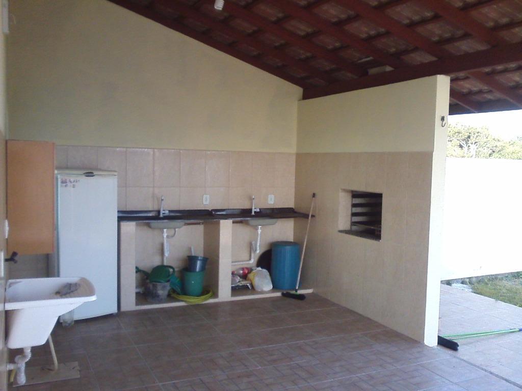 Casa 3 Dorm, Praia do Sonho (ens Brito), Palhoca (CA0486) - Foto 16