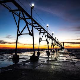by Jeffrey Hansen - Buildings & Architecture Bridges & Suspended Structures
