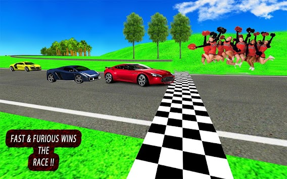 Asphalt Extreme Car Drift Racing 3D APK screenshot thumbnail 3