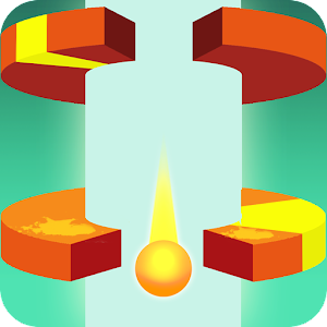 Helix Jump app for android