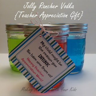 Jolly Rancher Alcoholic Drink Recipes