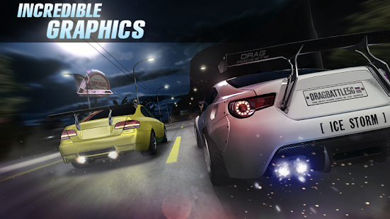 Drag Battle Racing: Car Race Game 4 Real Racers Screenshot
