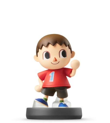Villager - Super Smash Bros. series