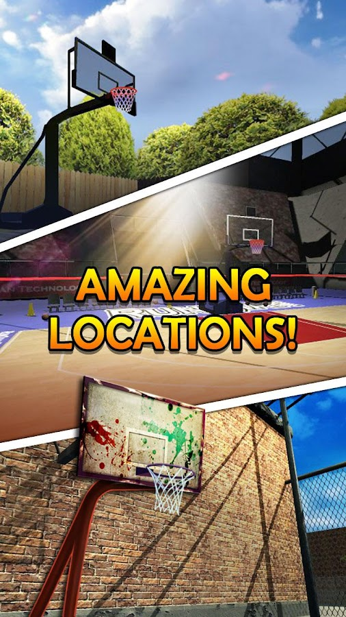 Basketballmeister - Slam Dunk android spiele download