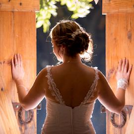 Doors by Lood Goosen (LWG Photo) - Wedding Bride ( bride, groom, wedding photographer, wedding photography, bride and groom, bride groom, weddings, wedding day, wedding photographers, wedding )