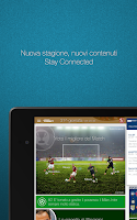 Screenshot of Mediaset Connect
