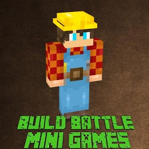 Cover art Build Battle: Mini Games HD