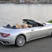 Theme With Maserati GranCabrio APK for Bluestacks