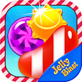Jelly Blast : Match 3 Candy