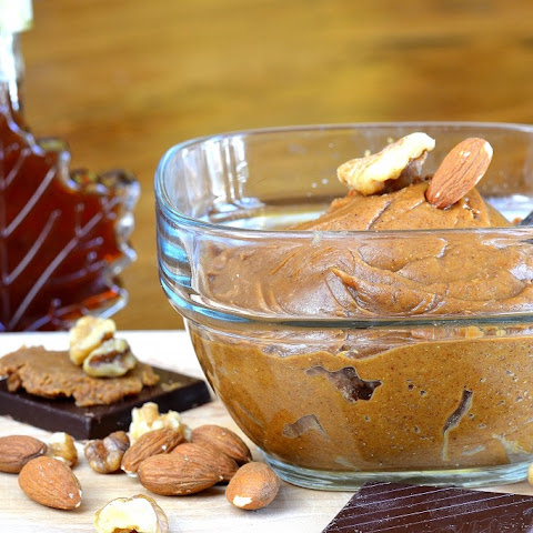 Maple Walnut Almond Butter