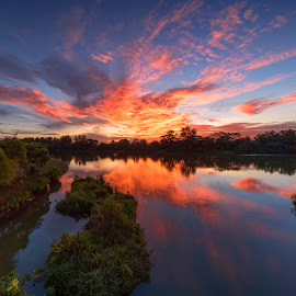 by Gordon Koh - Landscapes Sunsets & Sunrises