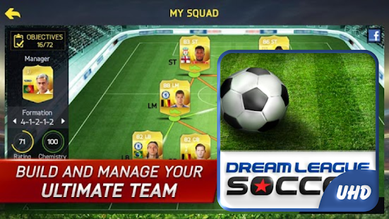 Tips Dream League - screenshot