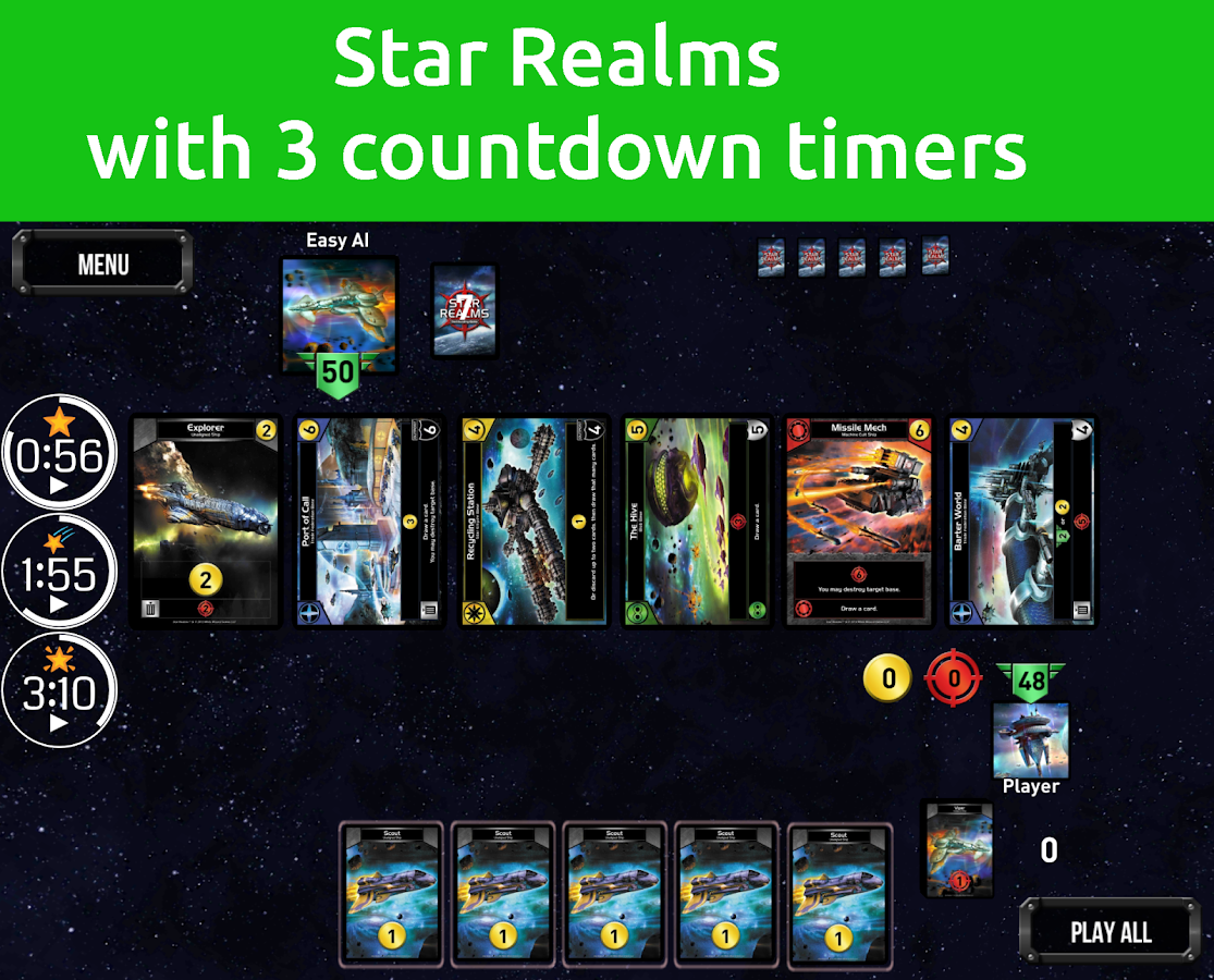 Integrated Timer Screenshot 2
