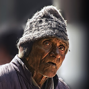 Eyes Express Everything... by Veeresh Pathania - People Portraits of Men