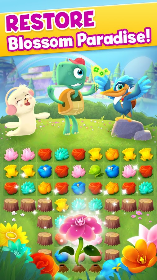 Puzzle Paws: Match 3 Adventure Screenshot 2