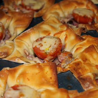 Cheese Filo Parcels Recipes