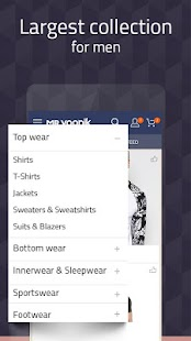 Mr Voonik -Online Shopping Men APK for Bluestacks