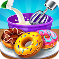 Game Donut Shop - Kids Cooking Game APK for Kindle