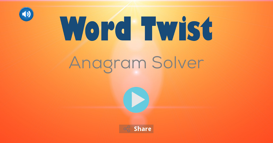 word twist anagram solver on google play reviews stats word twist anagram solver android app screenshot