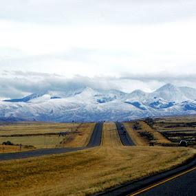 Montana by Pam Jones - Landscapes Mountains & Hills ( pwcwinter )