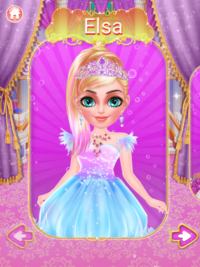 Princess Makeover Screenshot 5