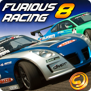 Cover art Furious Racing Tribute