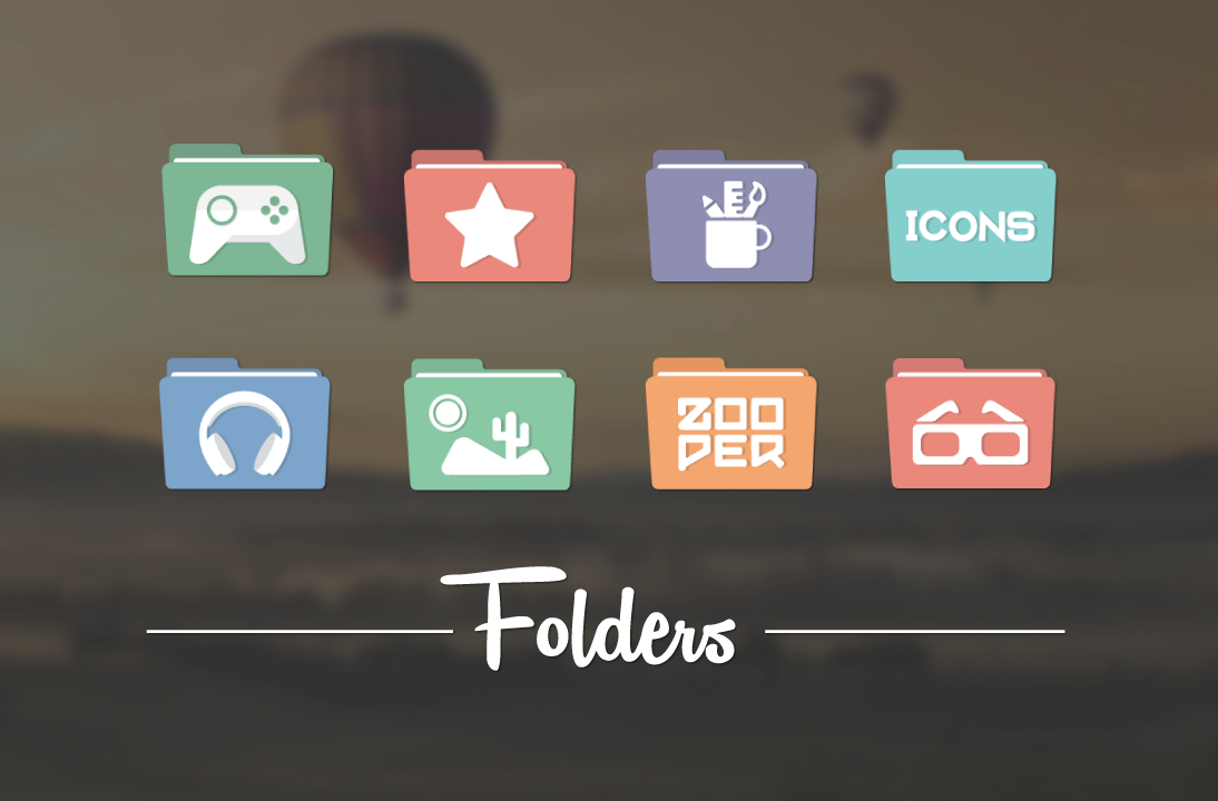 Magme - Icon Pack Screenshot 2