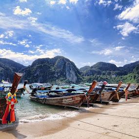 Phi Phi Island by Mohammad Fairuz - Travel Locations Landmarks