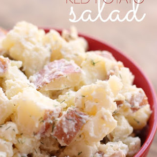 Red Potato Salad Apples Recipes