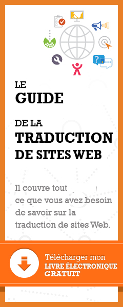 Le guide de la traduction de sites Web