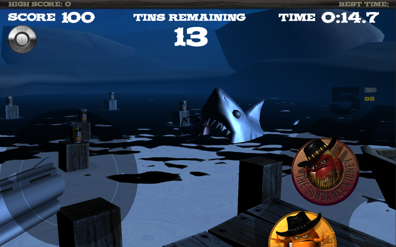Far Tin Bandits Screenshot 13