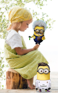 Minion Emoji Stickers - screenshot