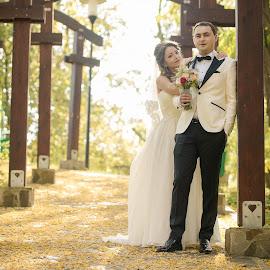 Many Hearts by Vasiliu Leonard - Wedding Bride & Groom ( hearts, fotograf nunta iasi, bride, vasiliu leonard )