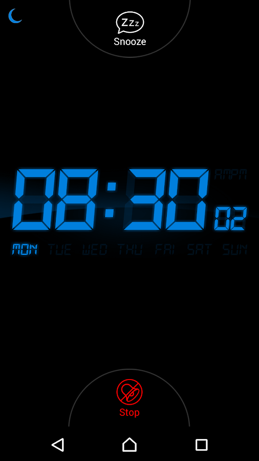 My Alarm Clock Free Screenshot 6