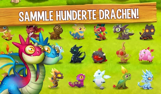 Dragon City – Miniaturansicht des Screenshots