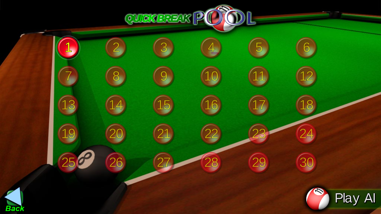 Quick Break Pool Premium Screenshot 13