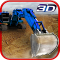 Game Heavy Excavator Simulator 3D APK for Kindle