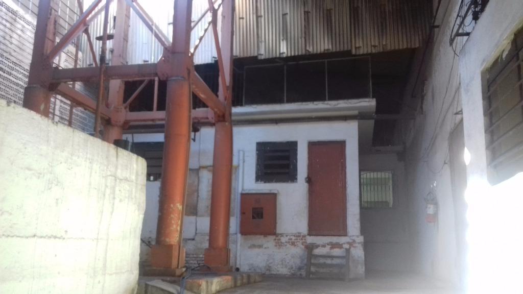 Barracão para Locação - Paulicéia