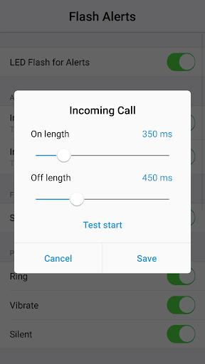 Flash Alerts 2018 screenshot 3